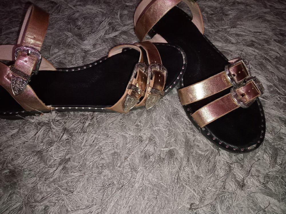 Sandales bronze