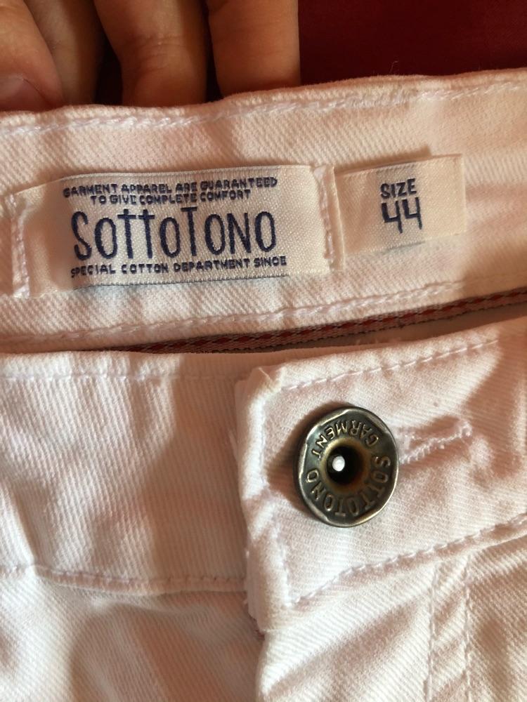 Jeans blanc neuf
