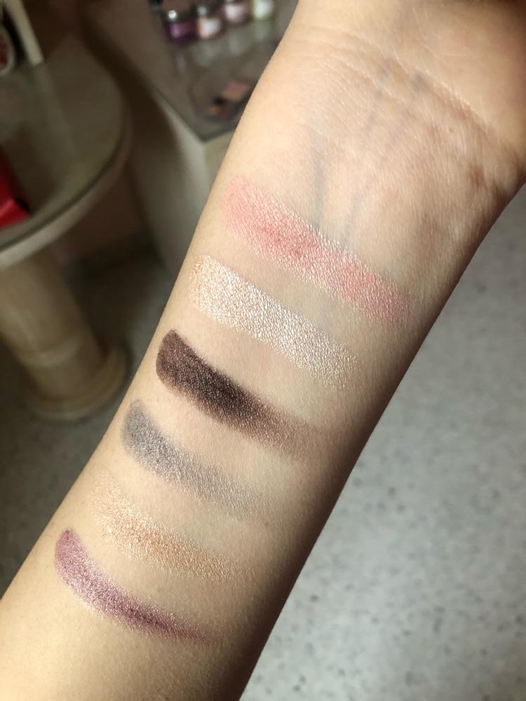 Lot de makeup varié