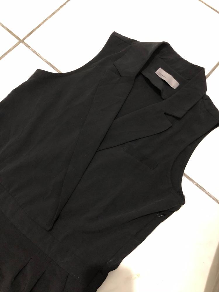 Combishort Vero moda sans manches en noir