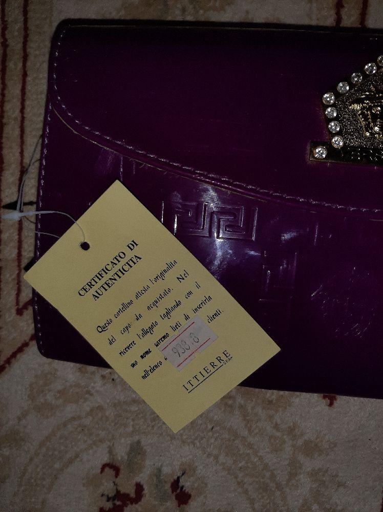 Pochette authentique neuve Versace importée