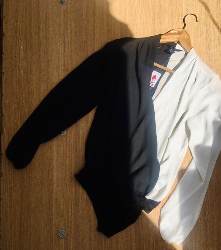 Body blouse