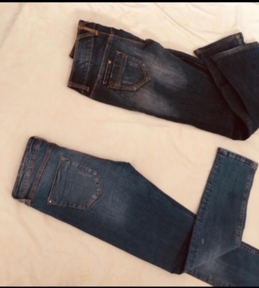 Lot de 5 pantalon t36 en excellent etat