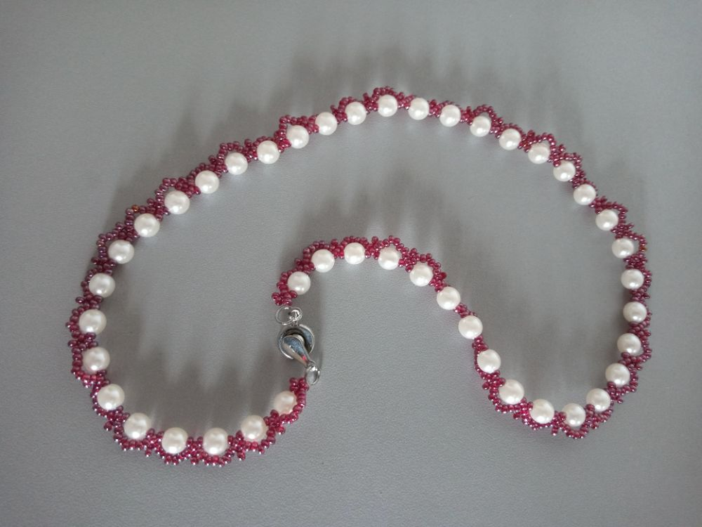 Beads collier ( ARTICLE # 190 )