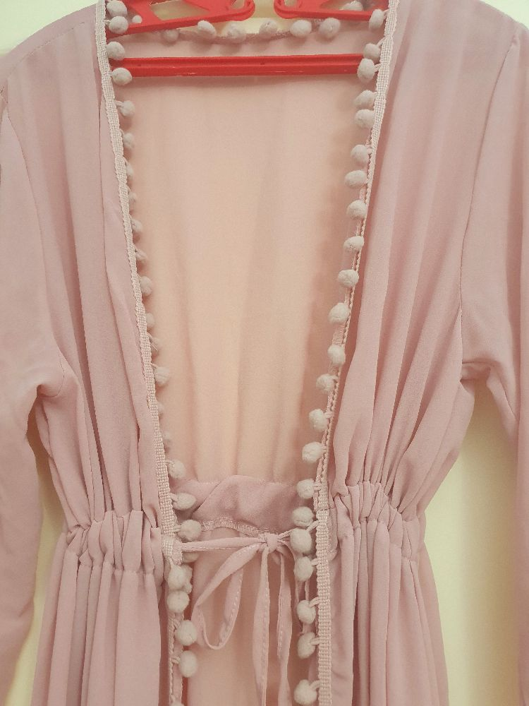 Cache maillot Rose Poudre
