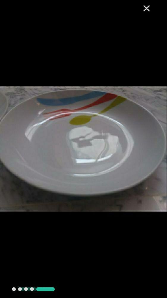 Service de table neuf de Paris importation