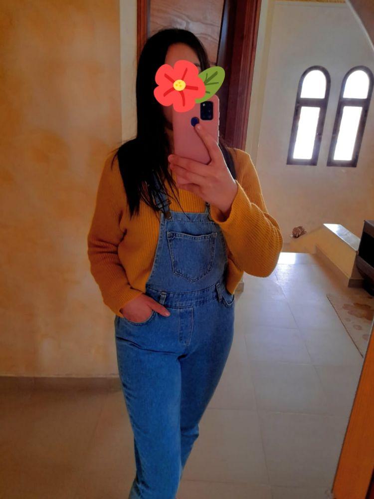 Salopette jeans tout neuf sans aucun défaut