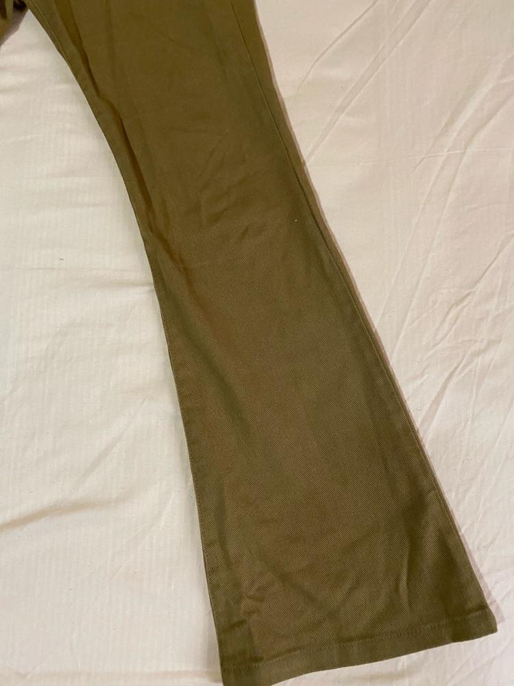 Pantalon Mautarde Koton coupe flare