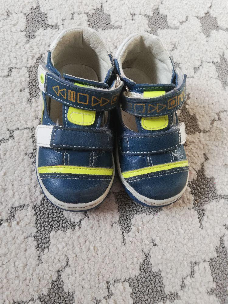 Chaussures en cuir véritable en parfait état de marque CREEKS