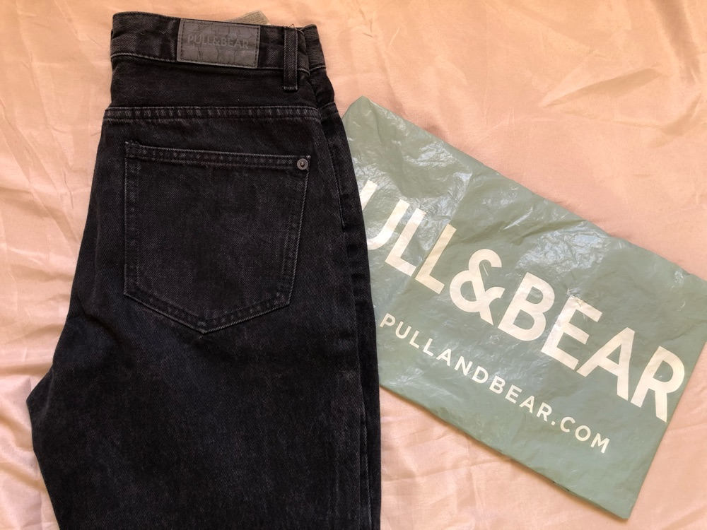 Jean pull and bear