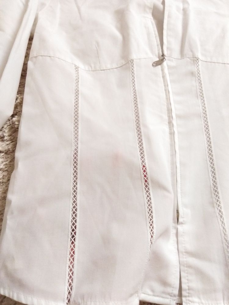 Chemise blanche très chic taille 36