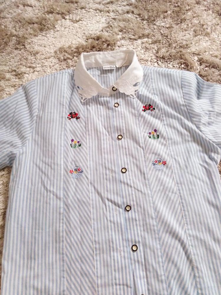 Chemise à rayures très tendance taille M