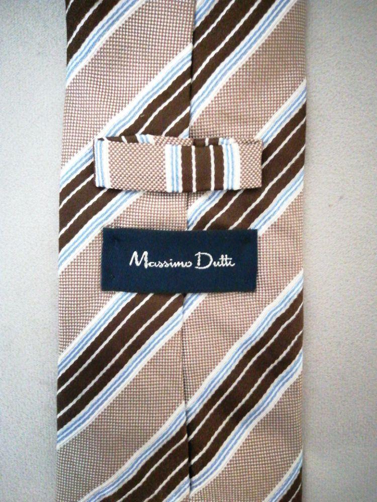 Cravate massimo dutti