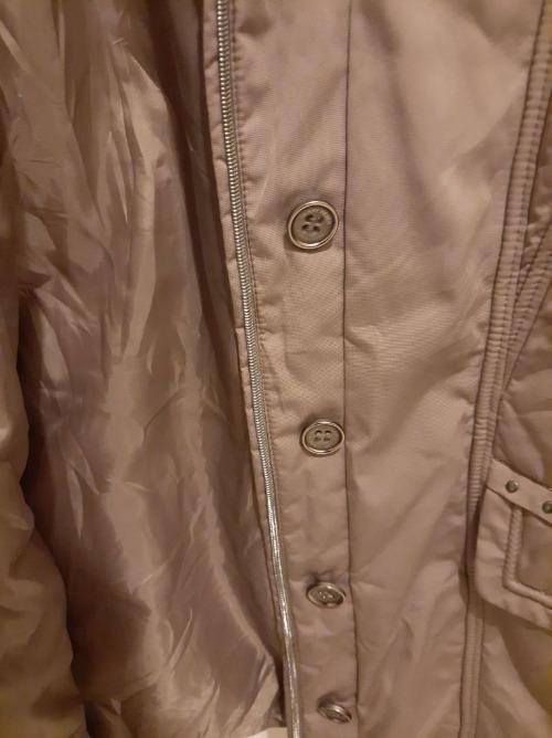 Manteau beige Neuf