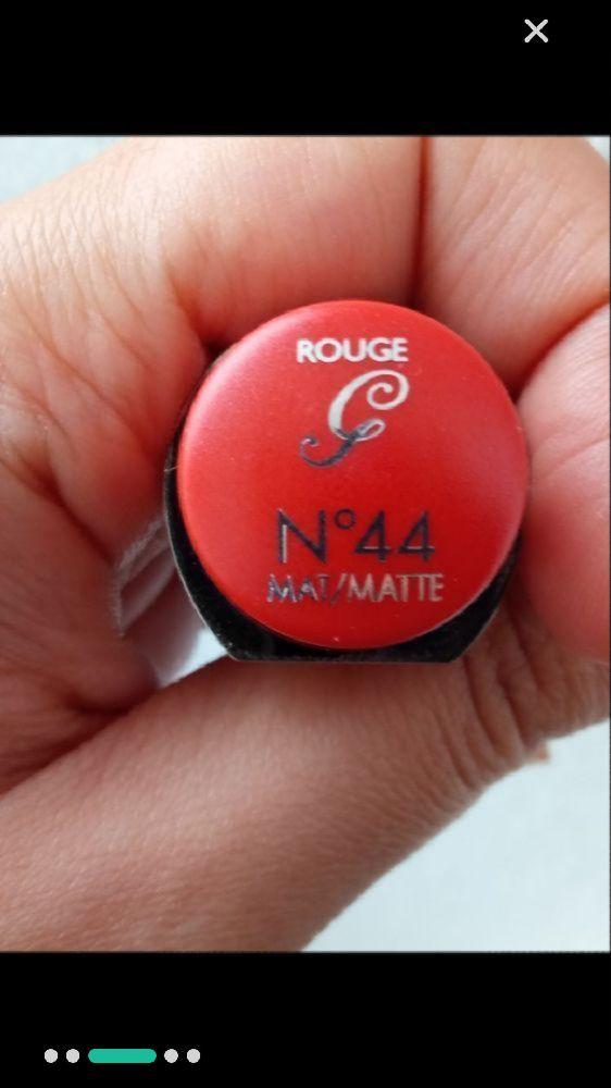 Rouge à lèvres Guerlain n44 intacte sous forme de testeur