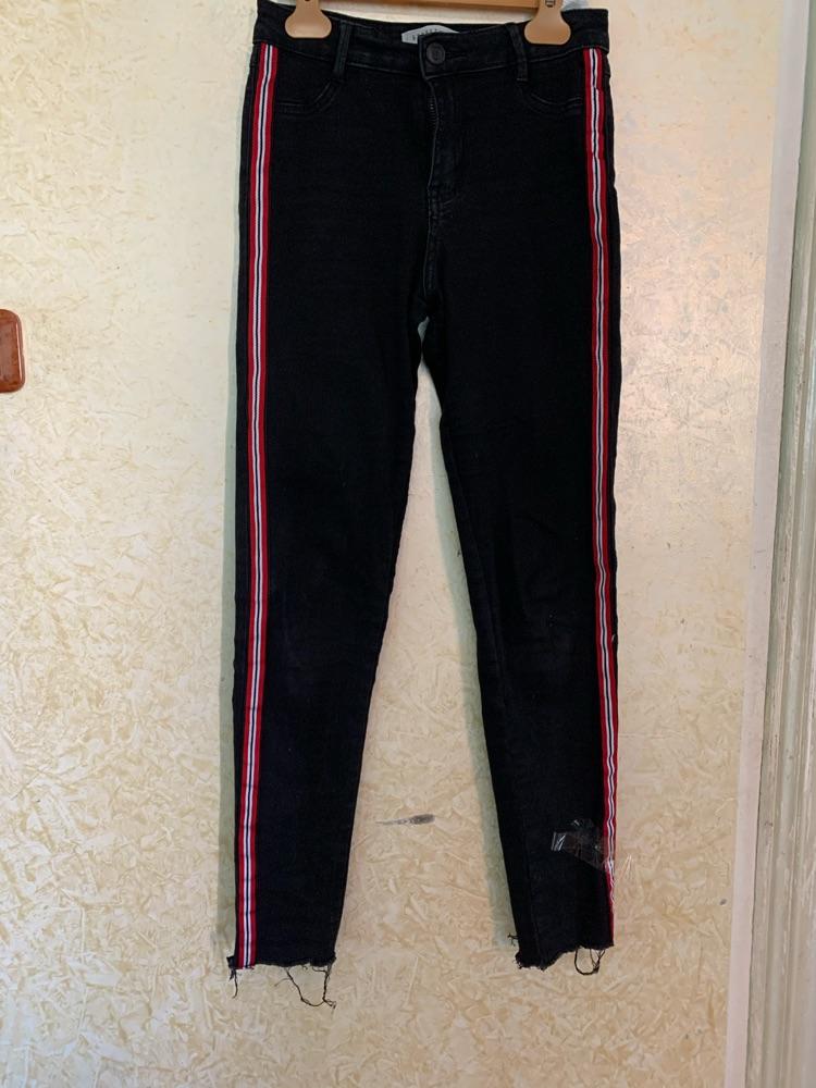 Steatwear society legging jeans noir