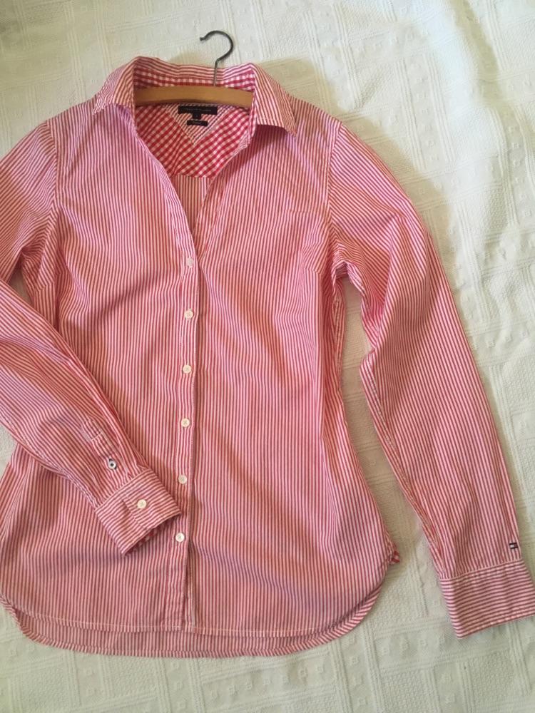 Lot chemise vero moda et chemise tommy