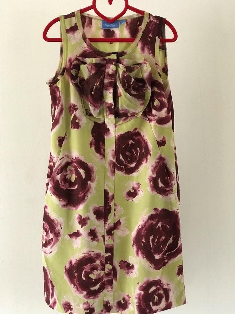 Une belle robe de vera wang