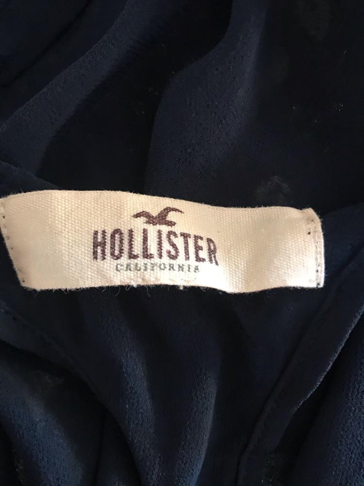 Top chemise en mousseline de Hollister