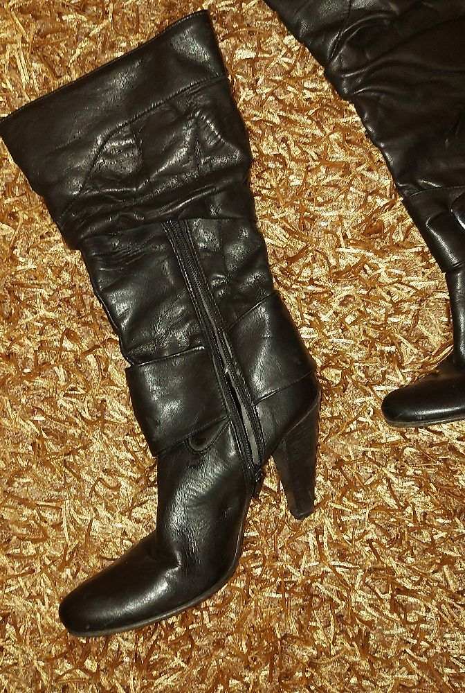Bottes très classe made in italy