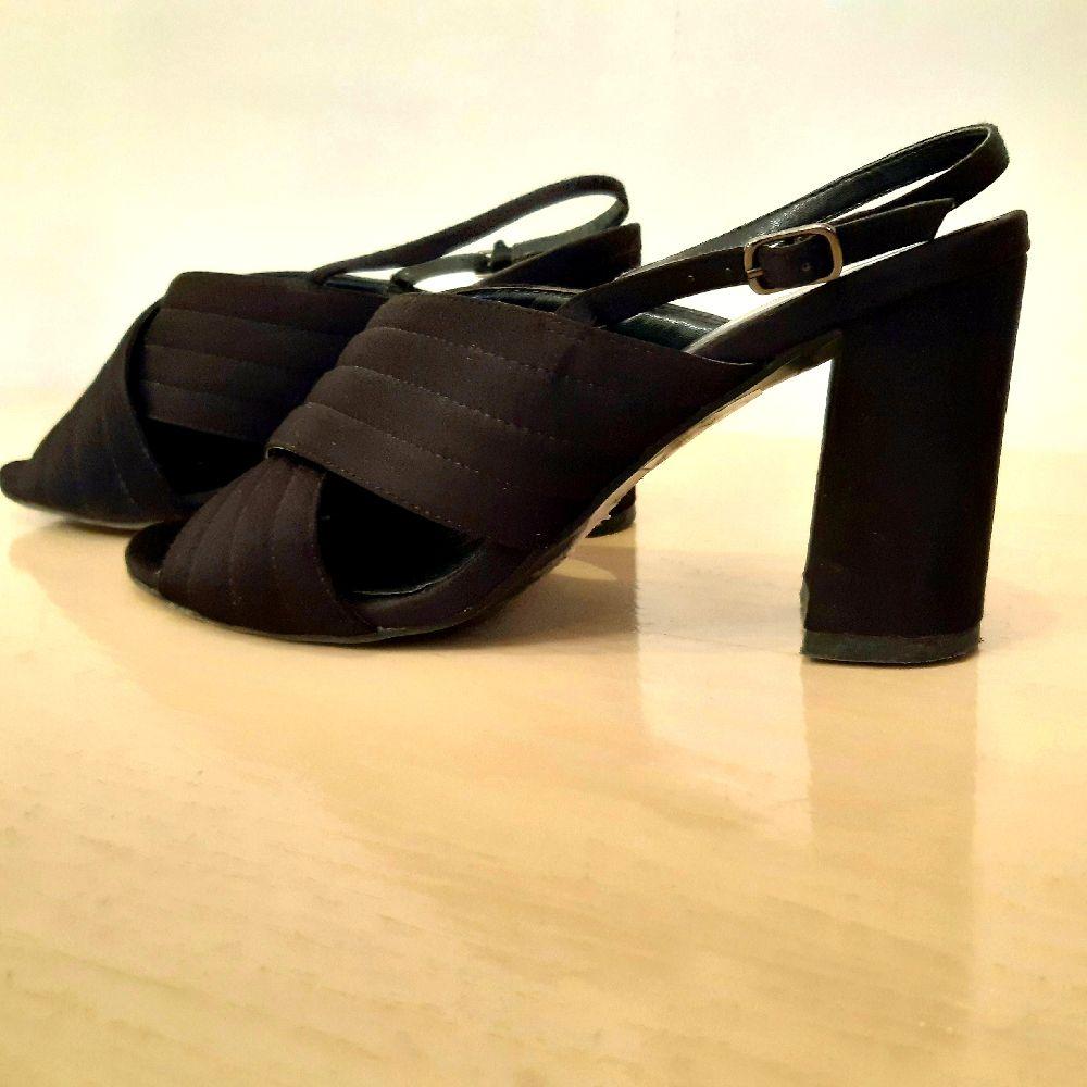 Chaussures à talons Croisées