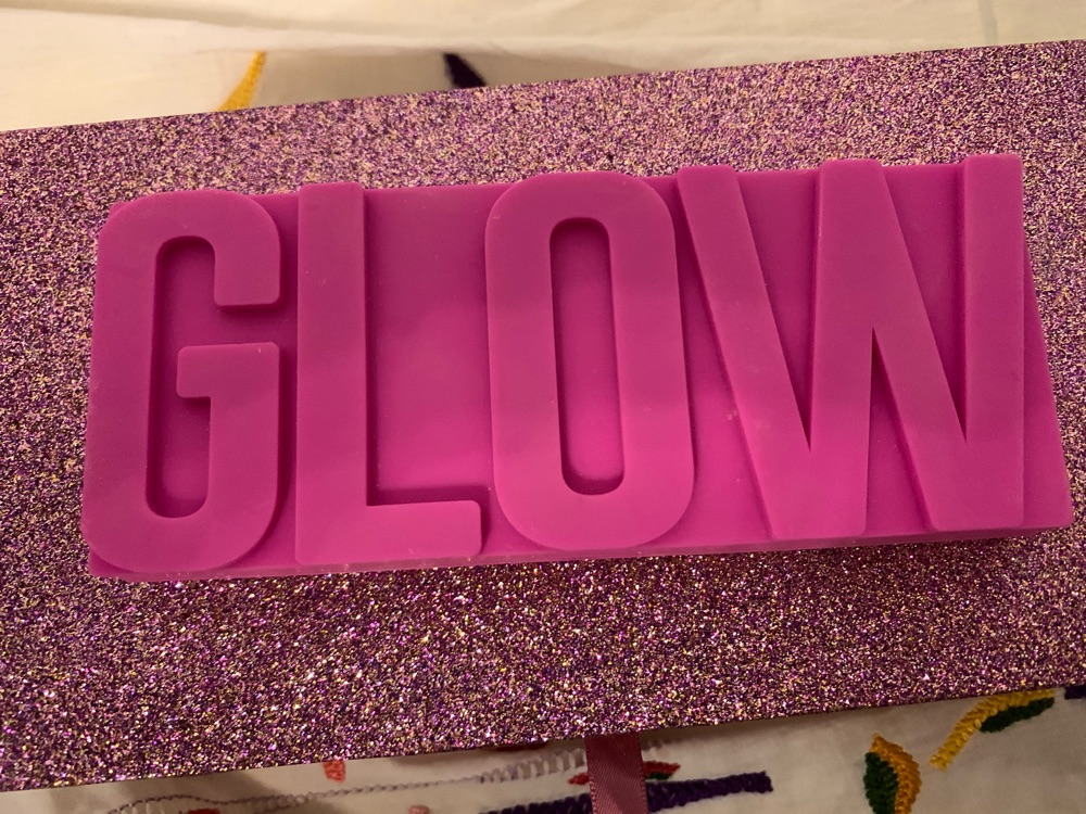 Palette highlighters glamglow