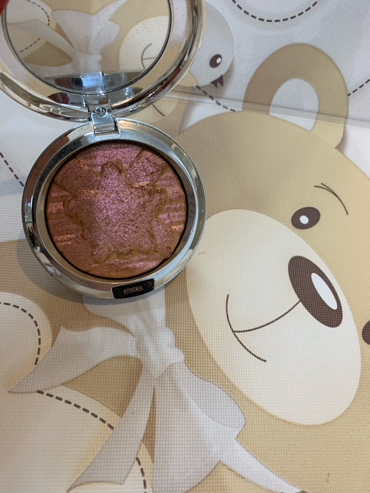 Highlighter blush mac