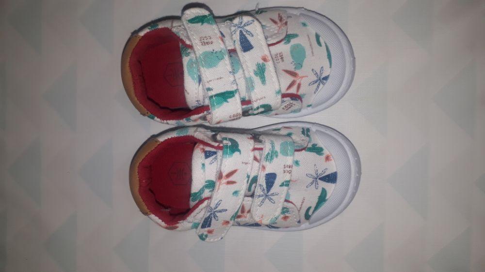 Chaussures bébé unisexe
