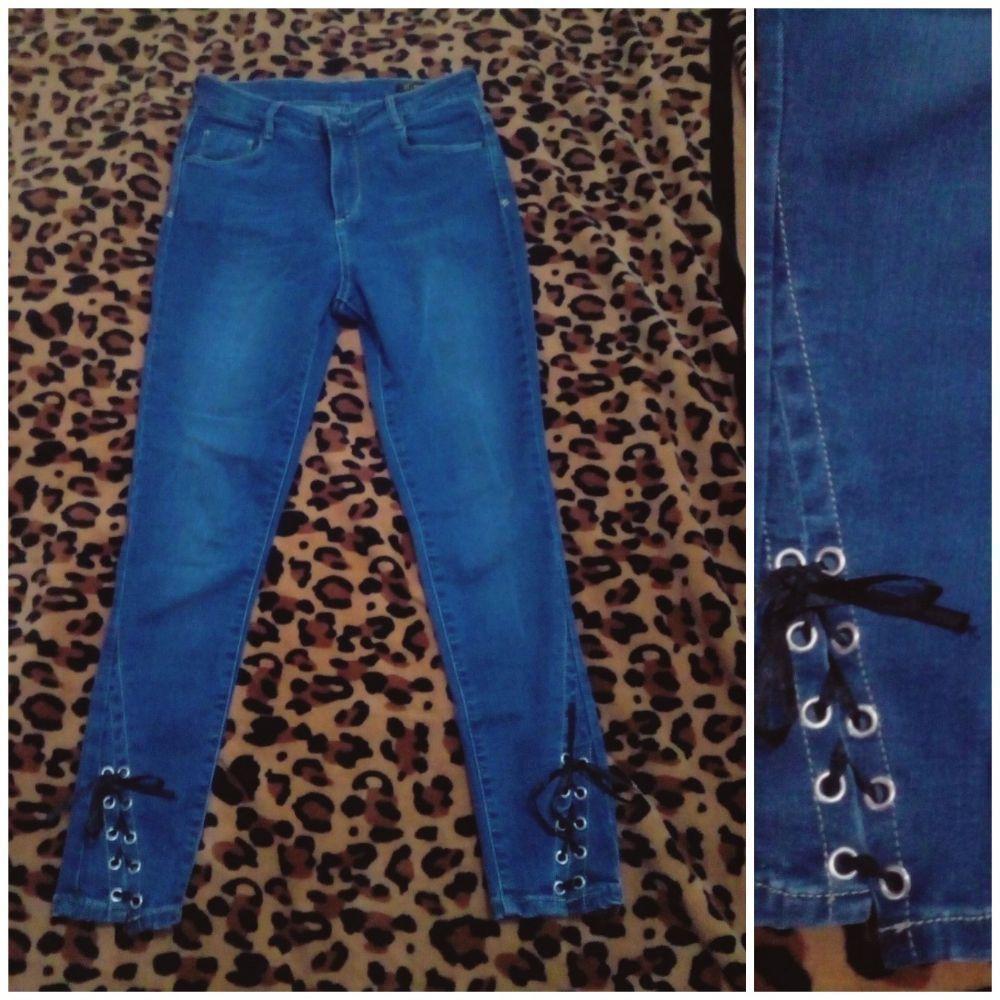 Pantalon jean bleu tt neuf
