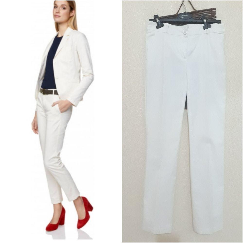 Pantalon Blanc neuf  Benetton