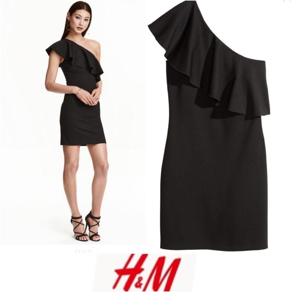 Jolie robe asymétrie H&M