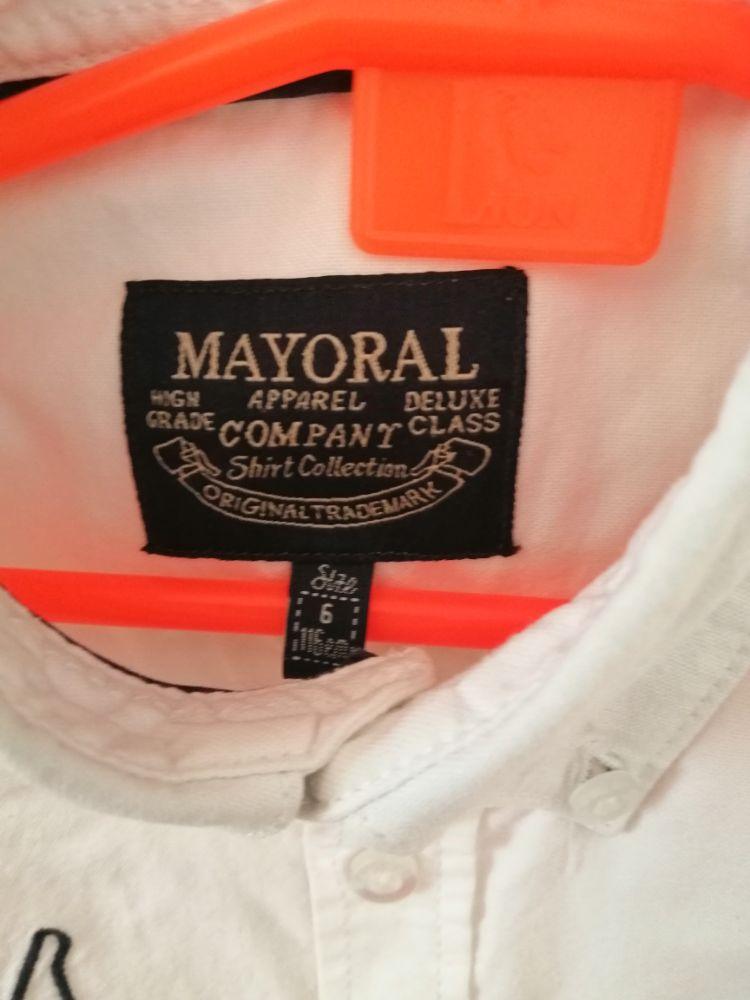 Chemise mayoral