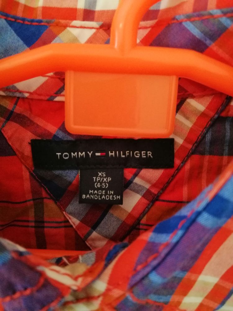 Chemise tommy