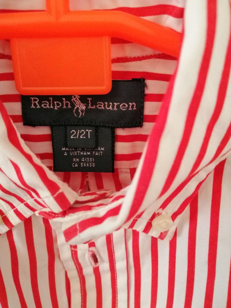 Chemise rayée Ralph lauren