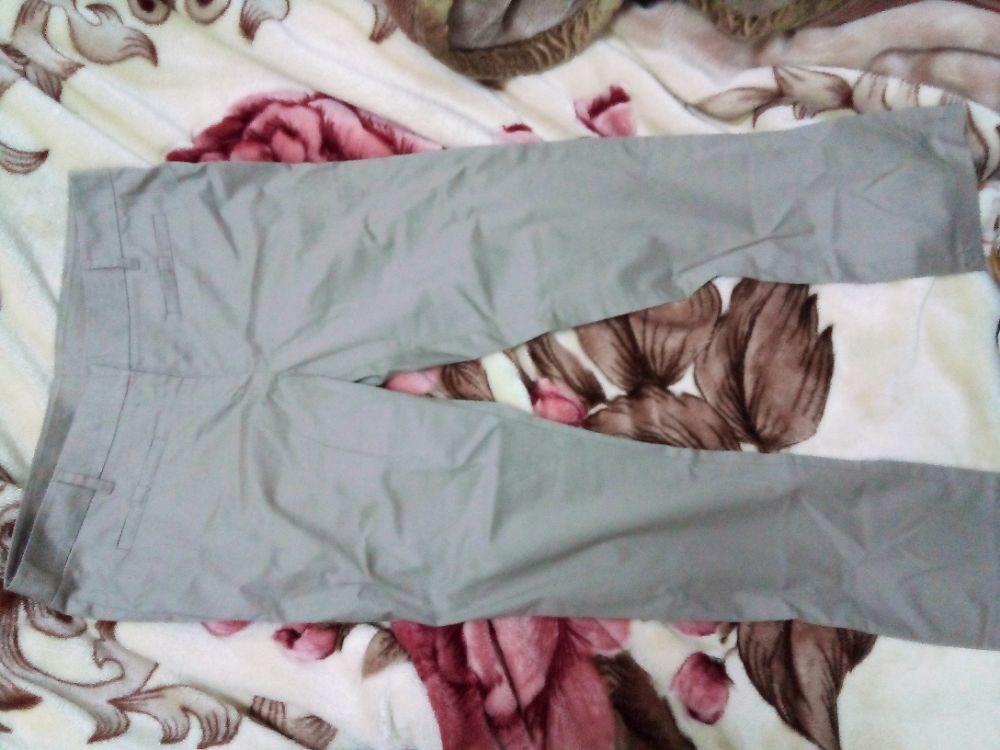 Pantalon satine
