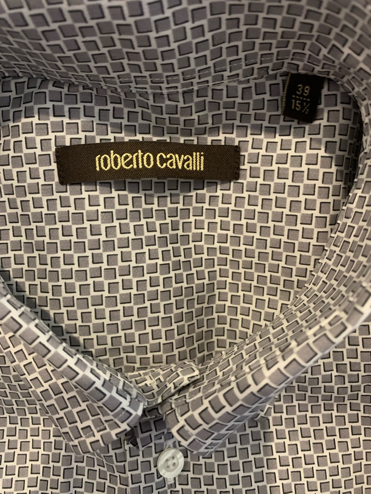 Chemise pour HOMME roberto cavalli