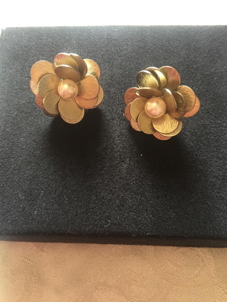 Boucles d'oreuilles