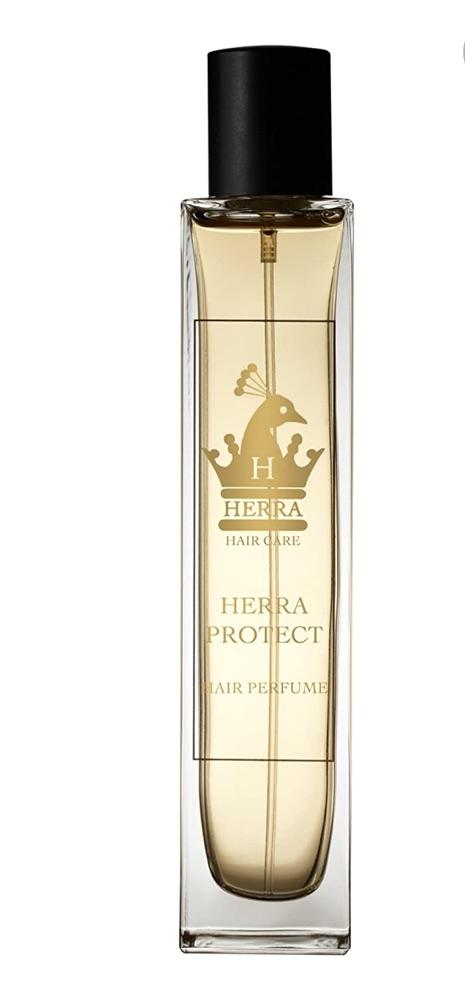 Parfum pour les cheveaux de la marque Herra ( London )