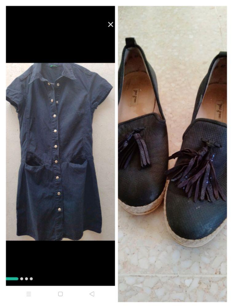 Robe + chaussure