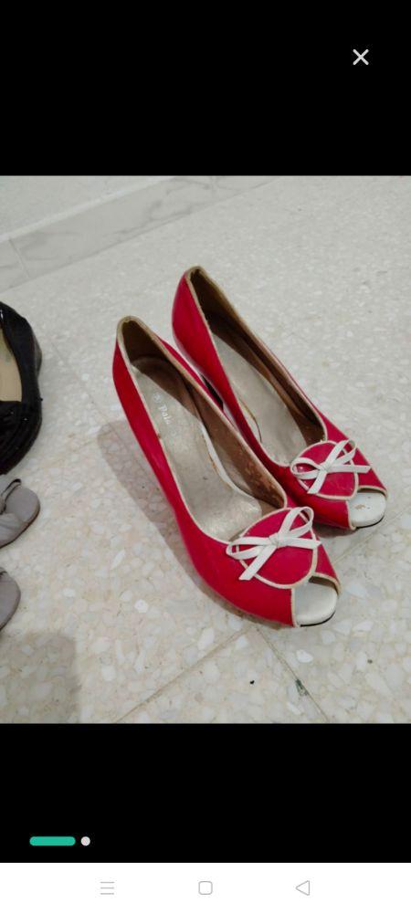 Robe zara+ chaussure
