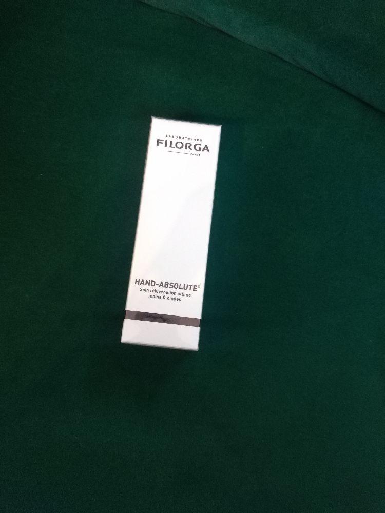 Filorga hand-absolute soin pour les mains et ongles