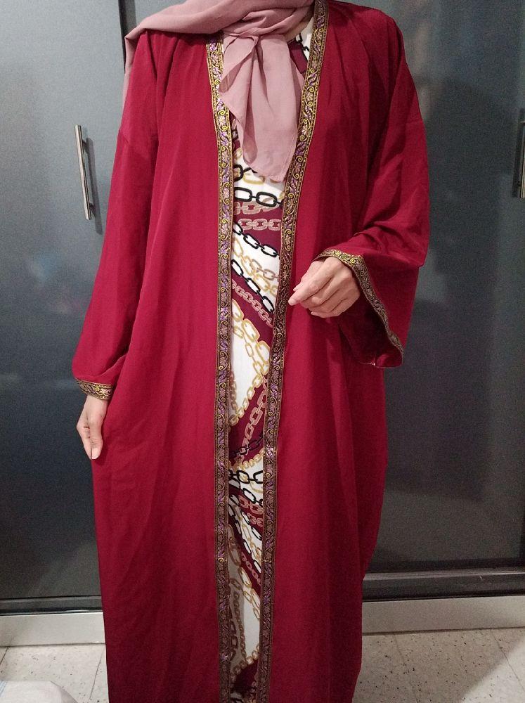 Deux abayas kimonos taille s w m w l