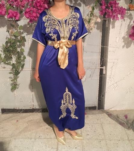 Dressing de vimaa