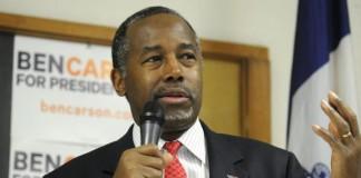 Carson Suspends Campaign