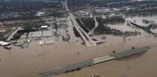 Missouri Floodwaters