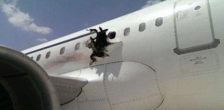 Somali Plane Bombing
