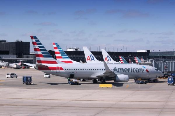 American Airlines Pilot Arrested