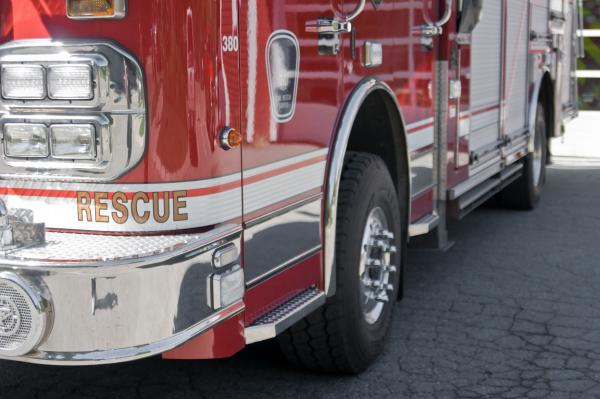 South Carolina Firefighter Dies
