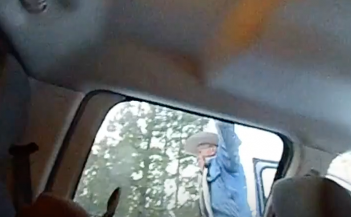 LaVoy Finicum Shooting