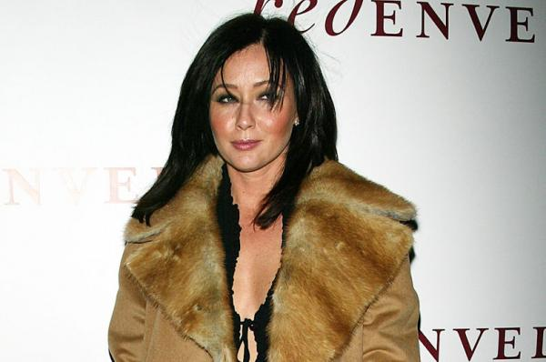 Shannen doherty anal pics